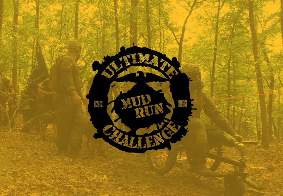 ultimate challenge mud run video