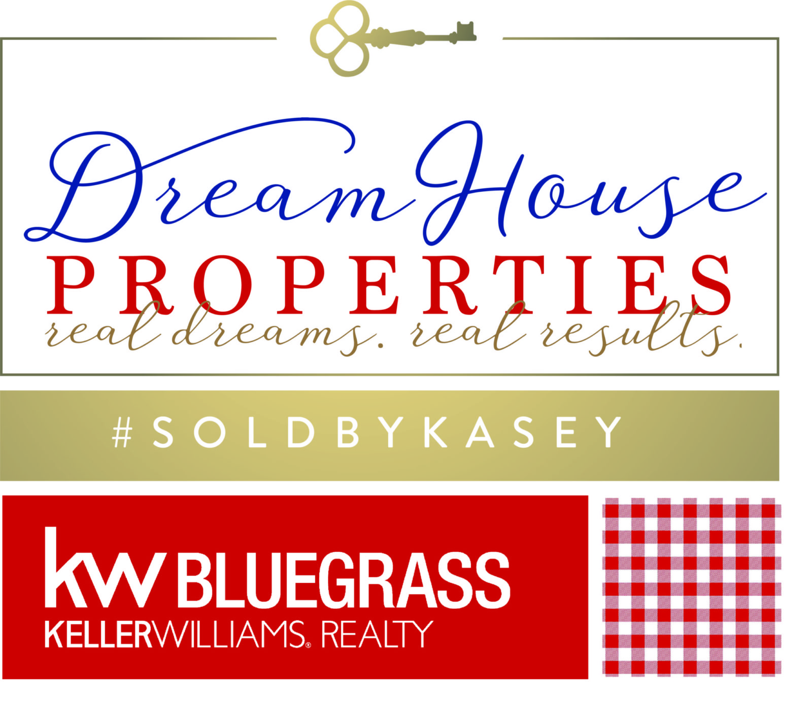 dream house properties keller williams logo