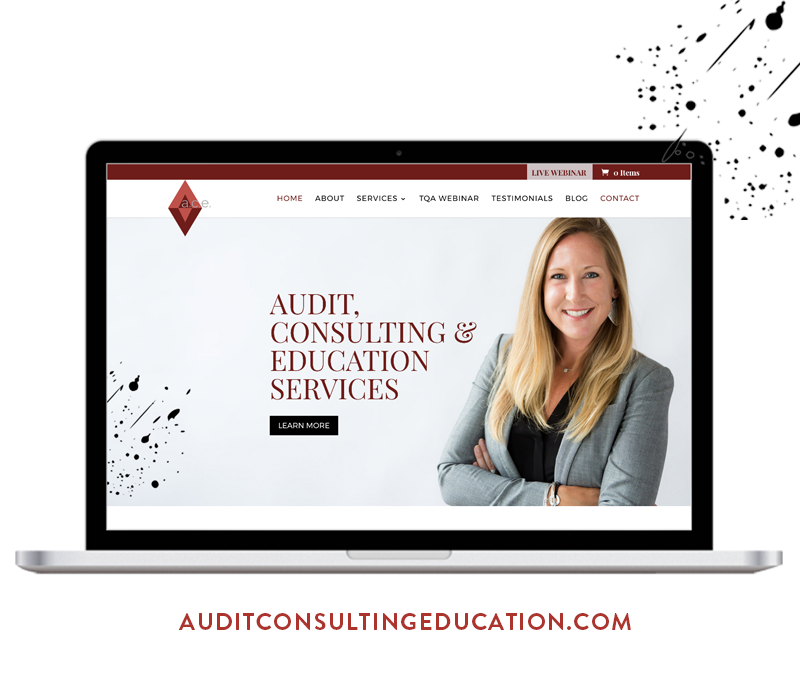 audit consulting website