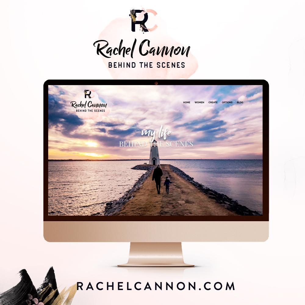 Rachel Cannon Actress Rodan + Fields Website Design