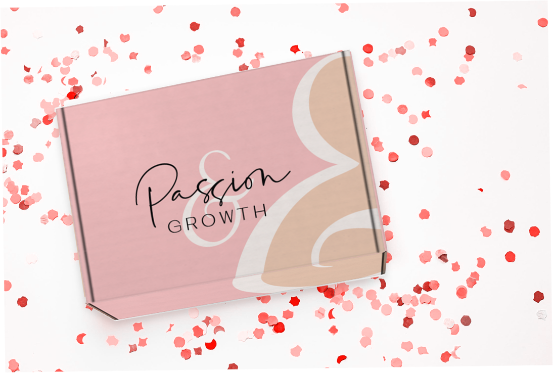 passion & growth subscription box