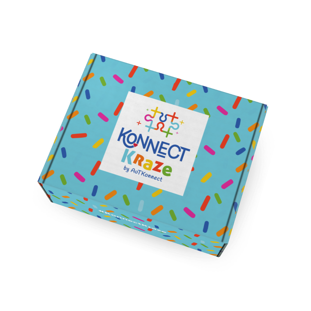 konnect kraze box design