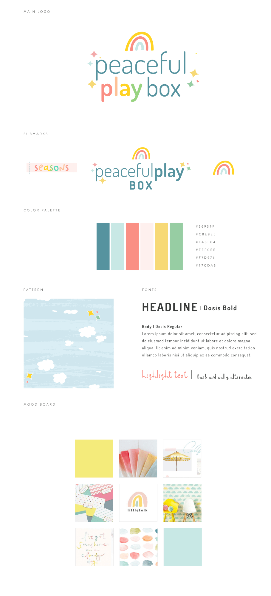 peaceful play brand